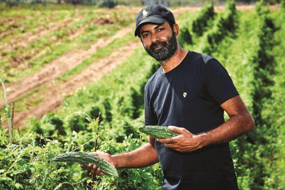 Miguel Kichenassamy - Producteur de Paroka - Guadeloupe