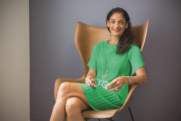 Sandra Marie-Joseph - vice-présidente Ordre des Experts-comptables de la Martinique
