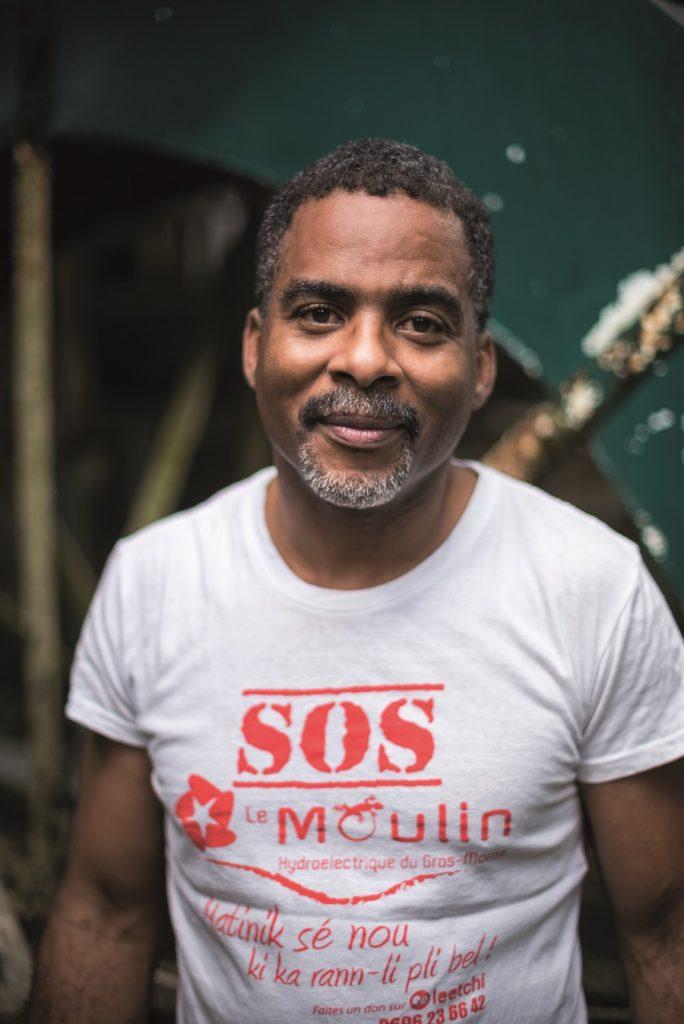 Willy Richard Exurville - chef d'entreprise partenaire de l'AIS - Pole emploi Martinique