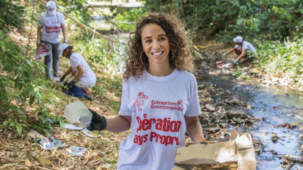 Opération Pays Propre ou la chasse aux déchets pour tous en Martinique
