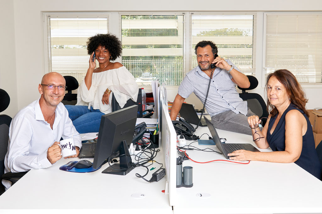 Equipe commerciale Guadeloupe - CANAL+ TELECOM