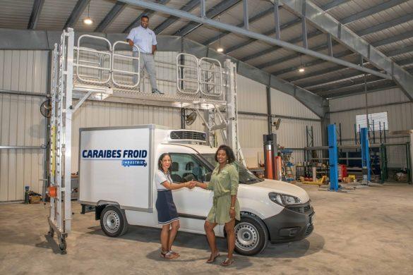 Partenariat entre Caraibes Froid Industrie et ECOFIP Martinique