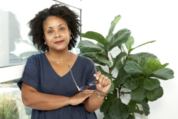 Corinne Offranc - directrice Initiative Guadeloupe