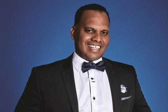 Fritz Kitterimoutou - créateur de JKS Protection - Guadeloupe