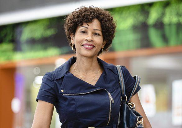 Chantal Maurice - Orange Guyane