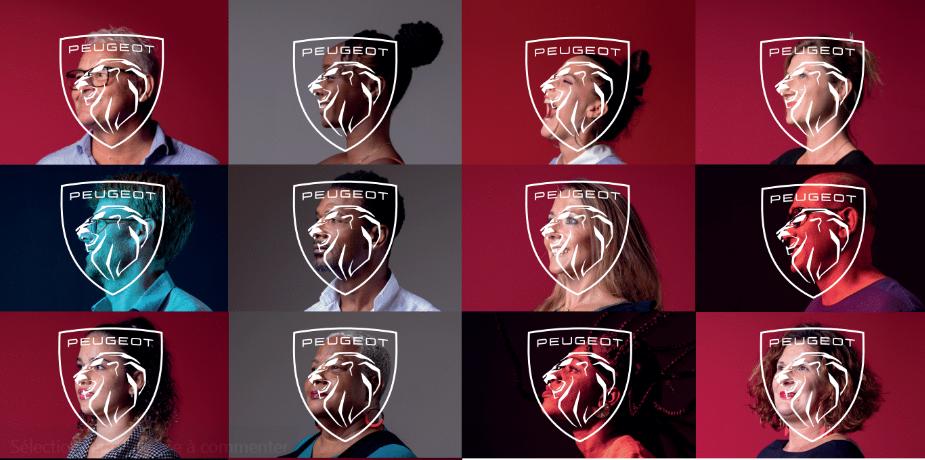 Somasco présente la nouvelle identité de marque de Peugeot