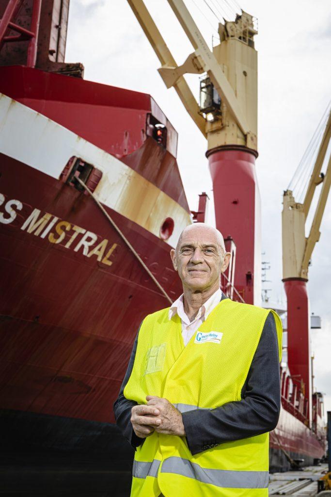 Philippe Lemoine - directeur général - Grand Port Maritime de Guyane