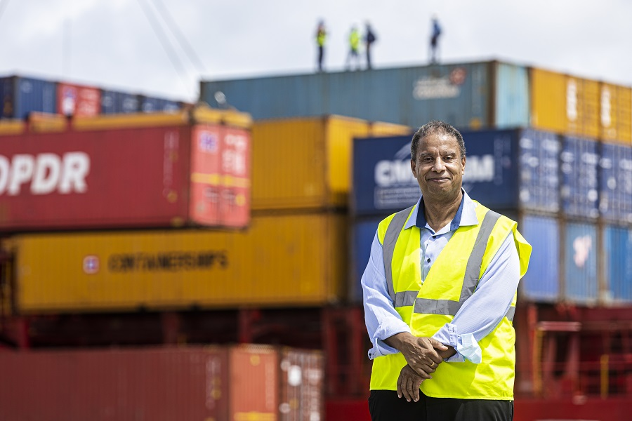Grand Port Maritime de Guyane : plus grand, plus moderne, plus vert