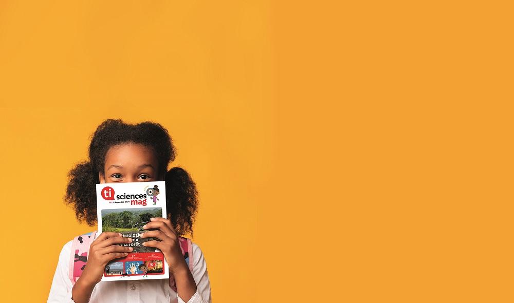 Ti Sciences Mag, les sciences et la nature à hauteur d'enfant