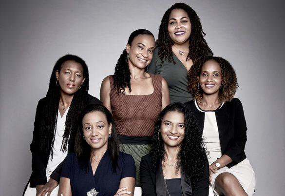 Enseignantes-chercheuses de l'Université des Antilles