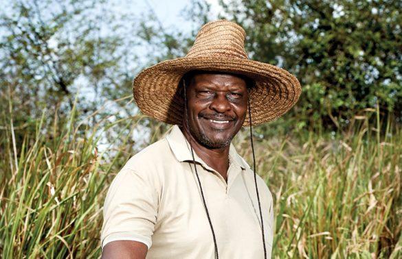 Victor Nannette - président de Caraibes Melonniers - Guadeloupe