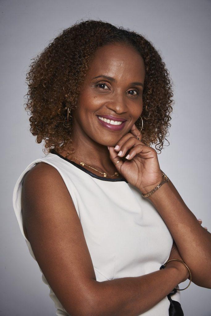 Célia Jean-Alexis - Professeure des Universités en mathématiques - Guadeloupe