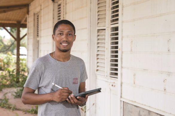 Philippe Coridon - gérant EX'IM - diagnostic immobilier Martinique