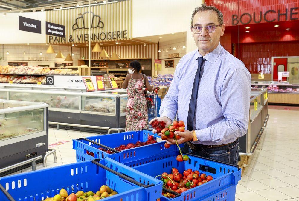 La marque Produits d'Ici de Carrefour valorise le meilleur de la Guyane