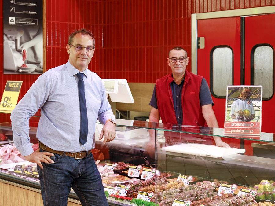 Rayon boucherie Produits d'ici - Carrefour Matoury