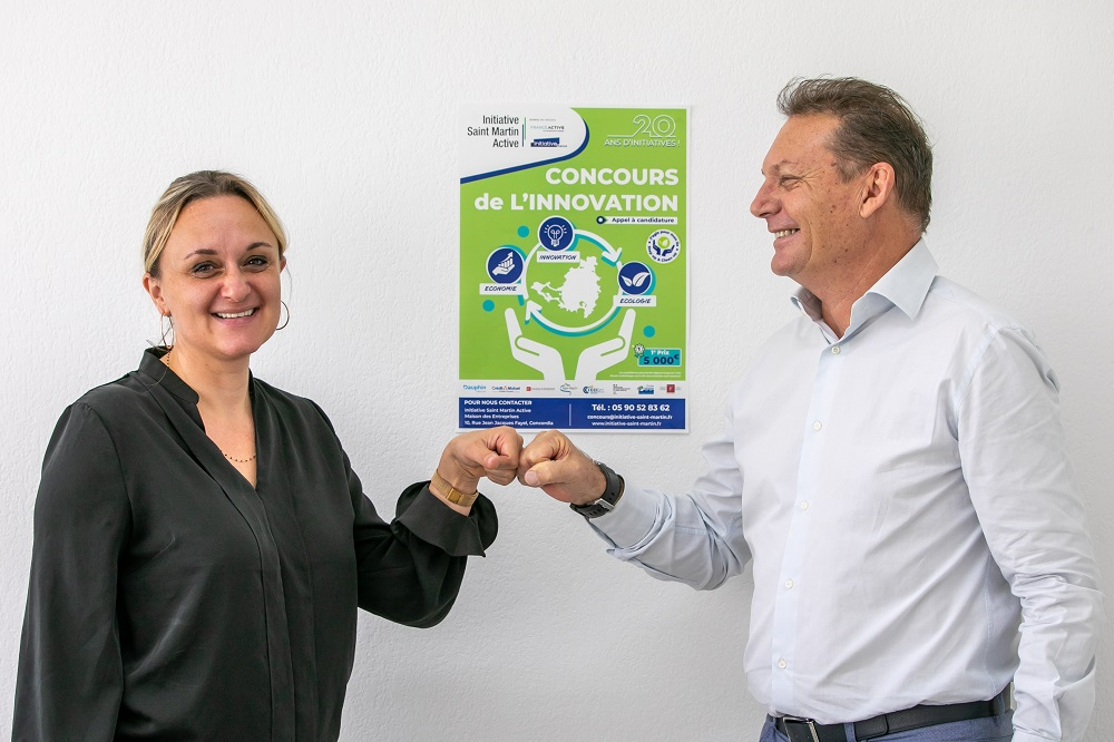 Initiative Saint-Martin Active accompagne l'entrepreneuriat