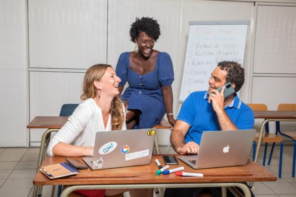 Membres de MartiniqueTech
