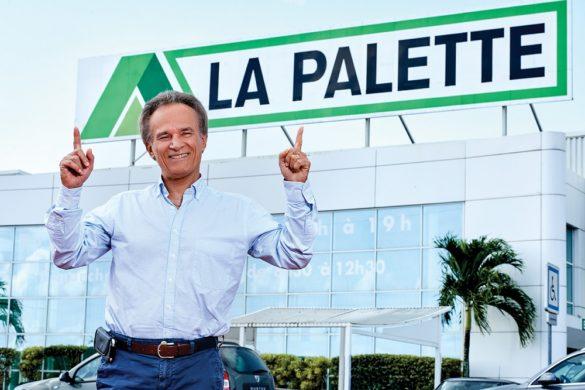 Philippe Gothland - directeur La Palette - Guadeloupe
