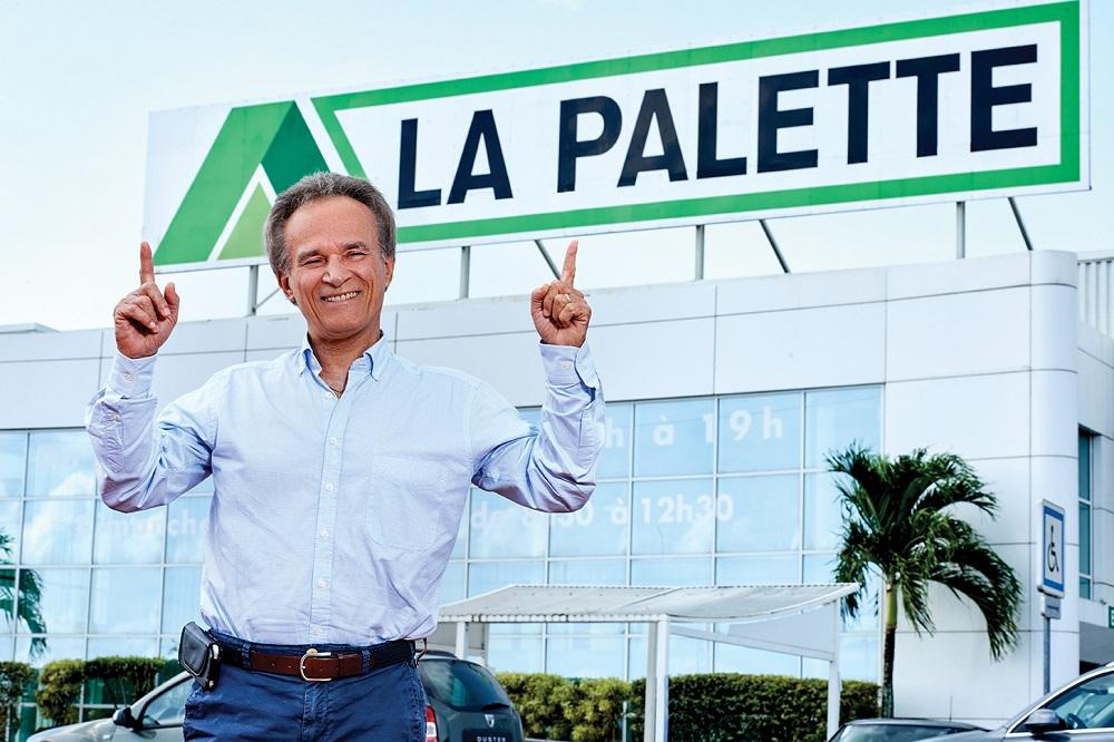 La Palette, le spécialiste guadeloupéen de l'habitat depuis 60 ans