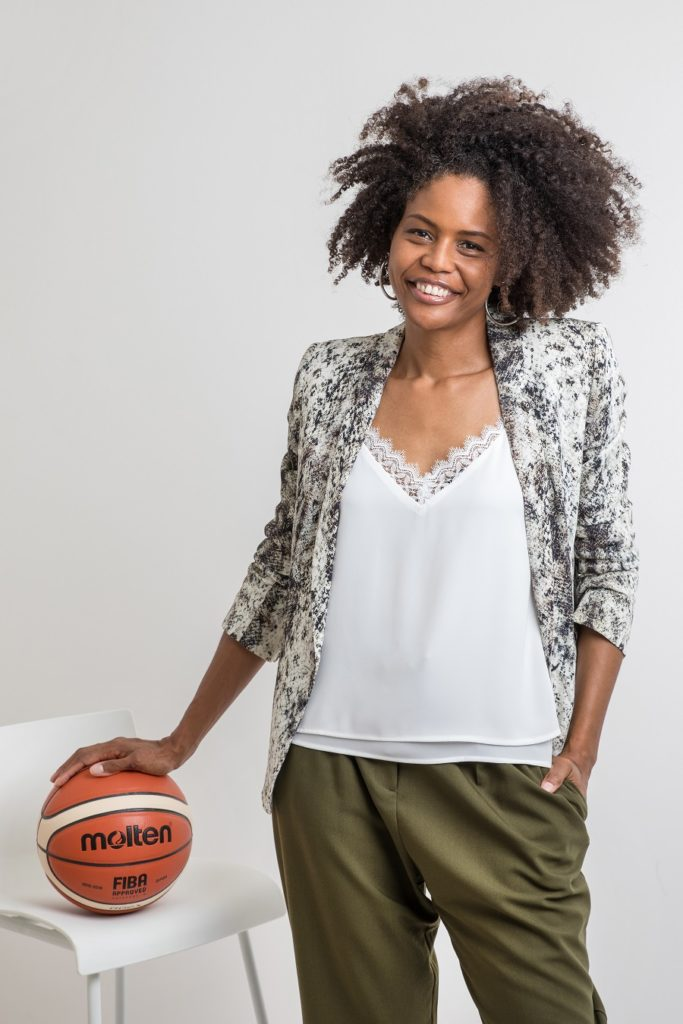 Leslie Ardon - organisatrice Martinique Summer Games
