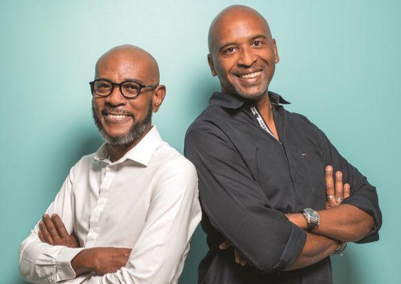 Maxx Romuald et Stephene Leopoldie - radio MOUV' - Martinique