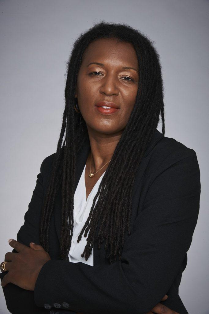 Monique Milia Marie-Luce - Maître de conférences en histoire contemporaine - Martinique