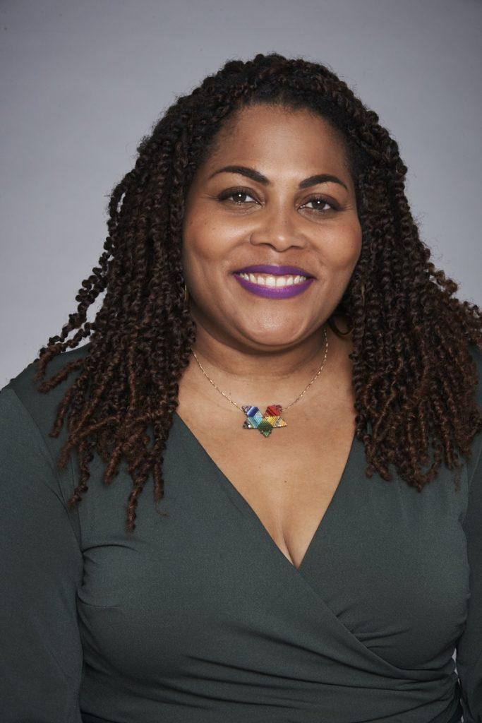 Myriam Moise - Maître de conférences en anglais économique et politique - Martinique