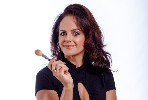 Nathalie Nouh-Chaia Vernet - créatrice des parfumeries Phoenicia - Guyane