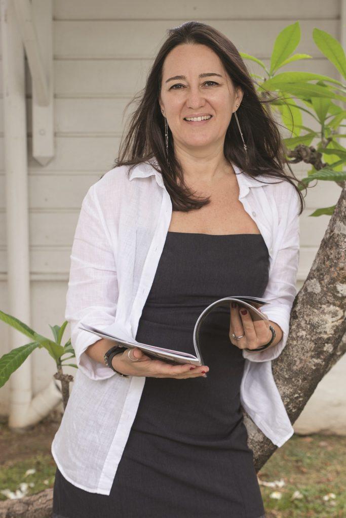 Laure Gues - correspondante en Martinique du Comité mécénat de l'Ordre des experts-comptables