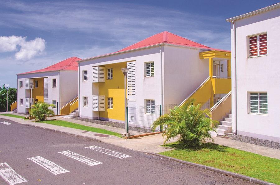 Logements pavillonnaires - SIG Guadeloupe
