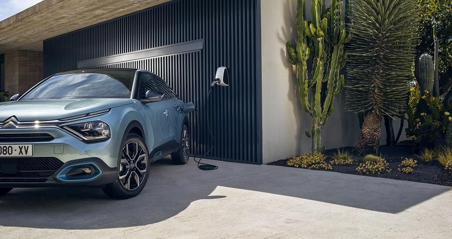 SUV électrique Citroen