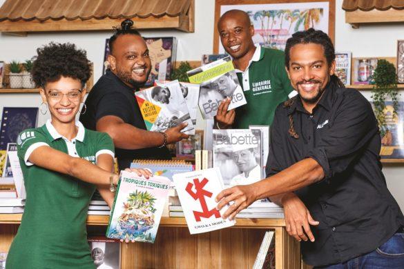 Repreneurs de la Librairie Générale - Guadeloupe