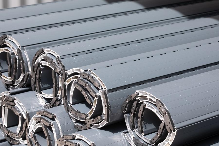 Stores en aluminium Sepalumic