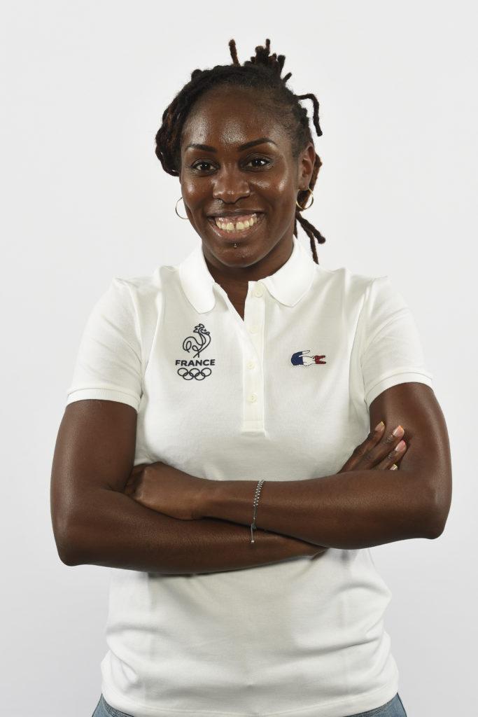 Anita Blaze - escrimeuse - Guadeloupe