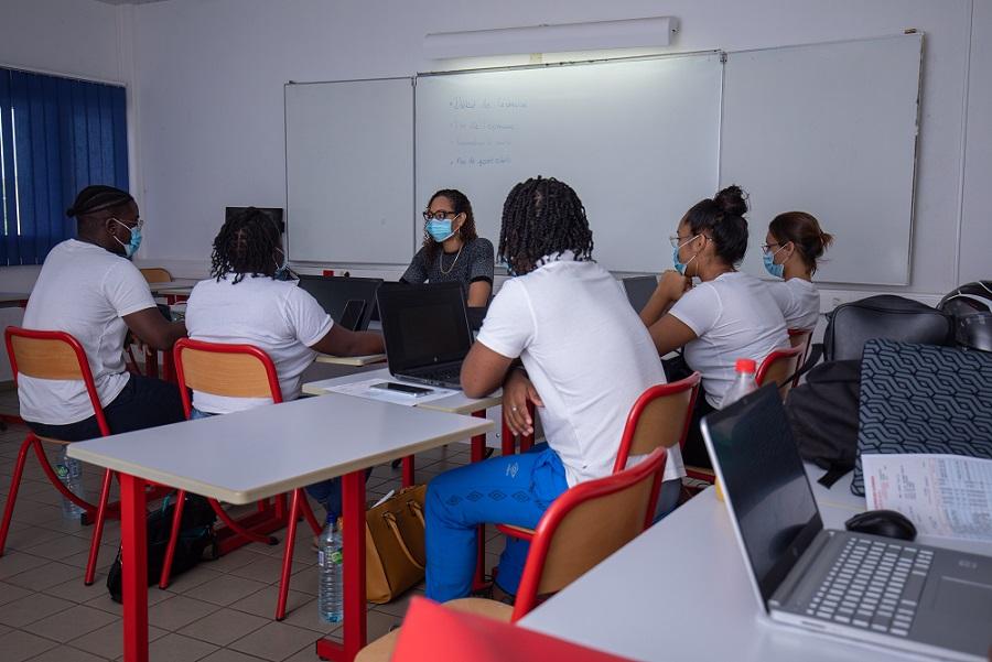 Formation à la CCI Guyane
