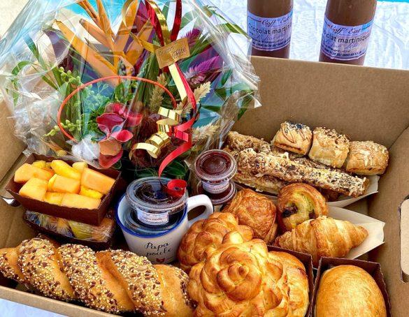 Box brunch Coffeat - Guadeloupe