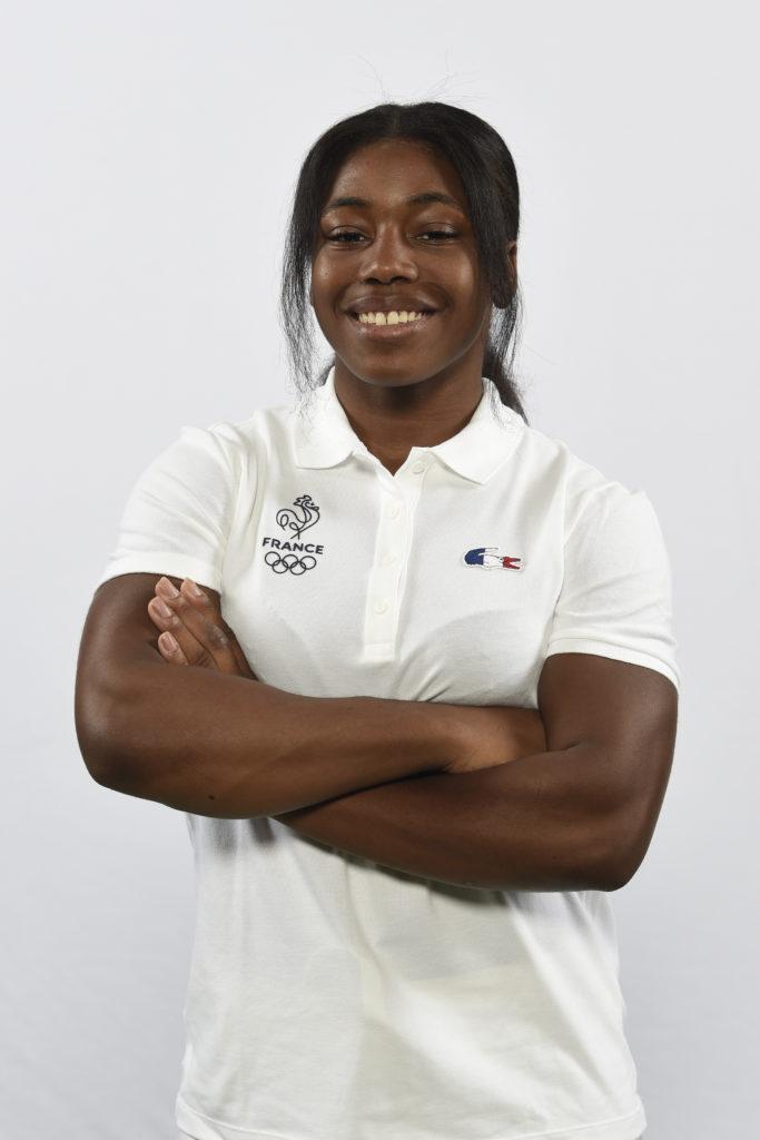 Sarah Léonie Cysique - Judoka