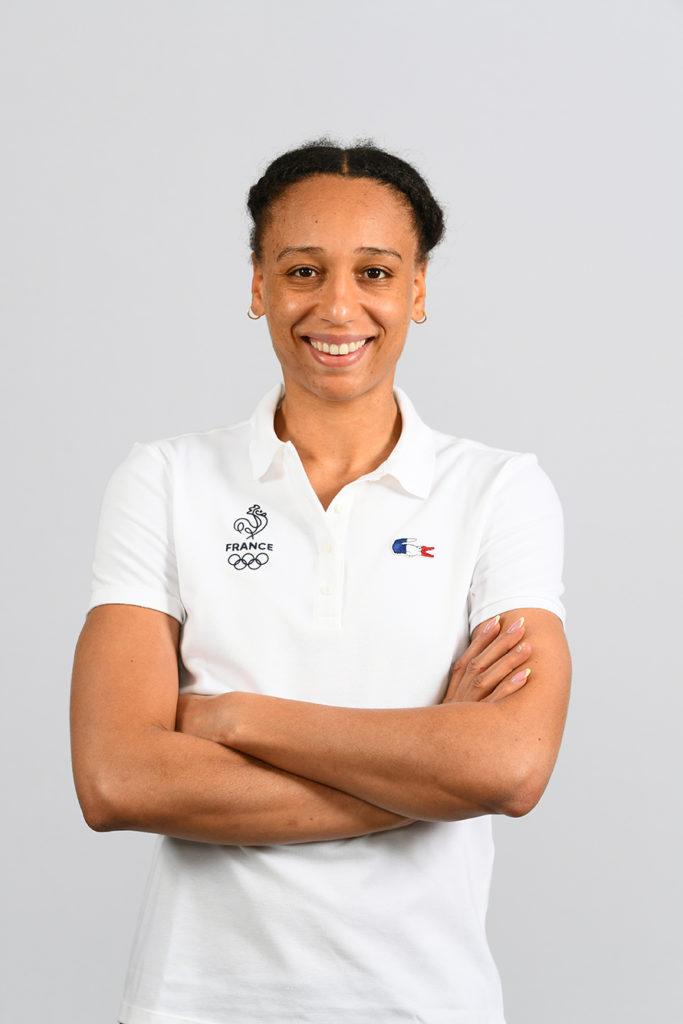 Béatrice Edwige - Handballeuse