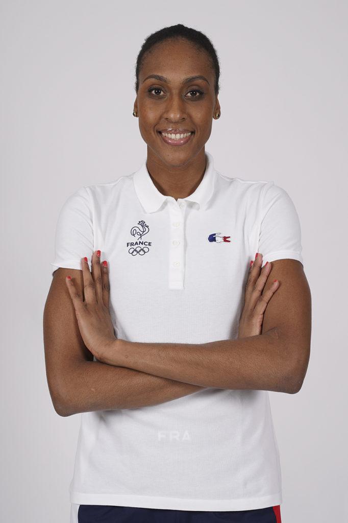 Sandrine Gruda - Basket-ball