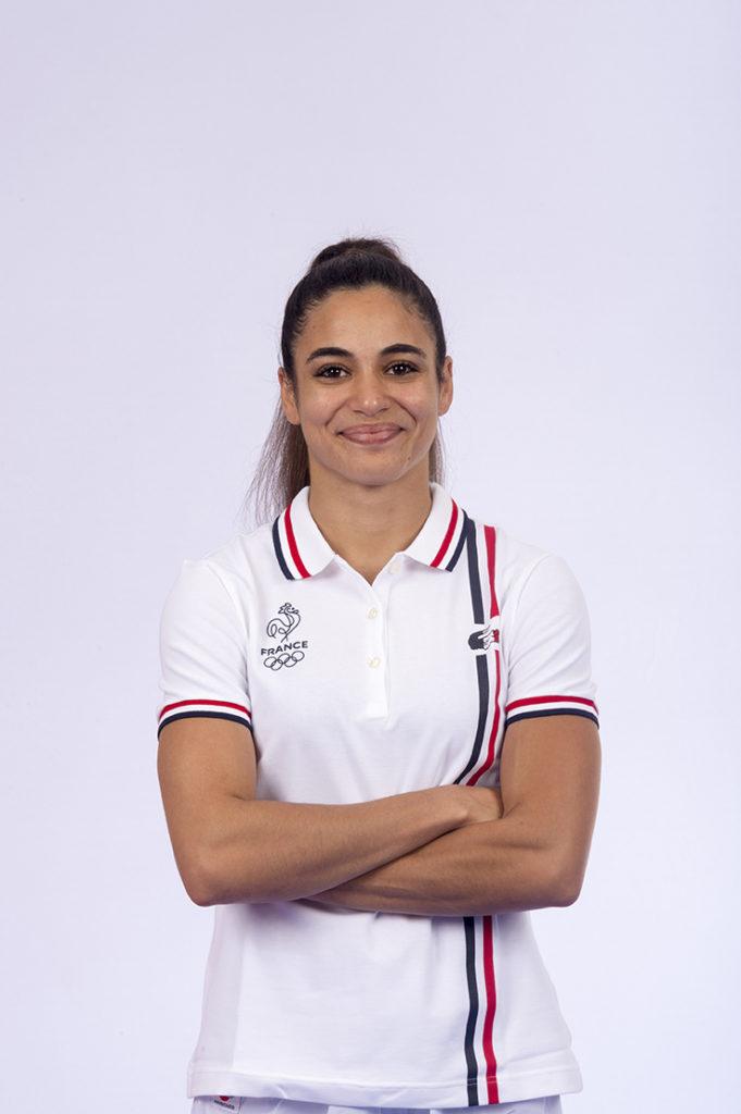 Leila Heurtault - Karatéka