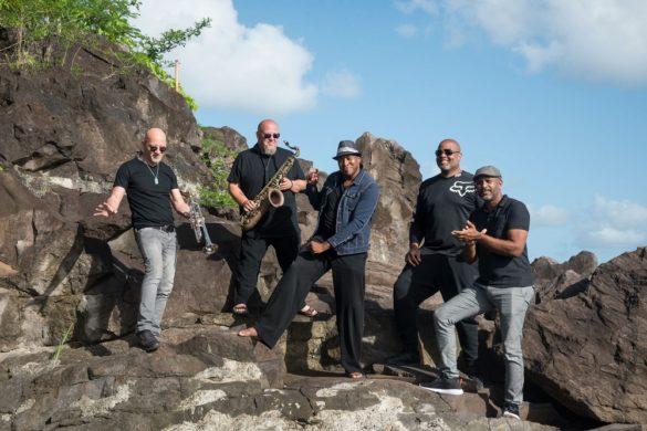 Groupe de musique La Maafia