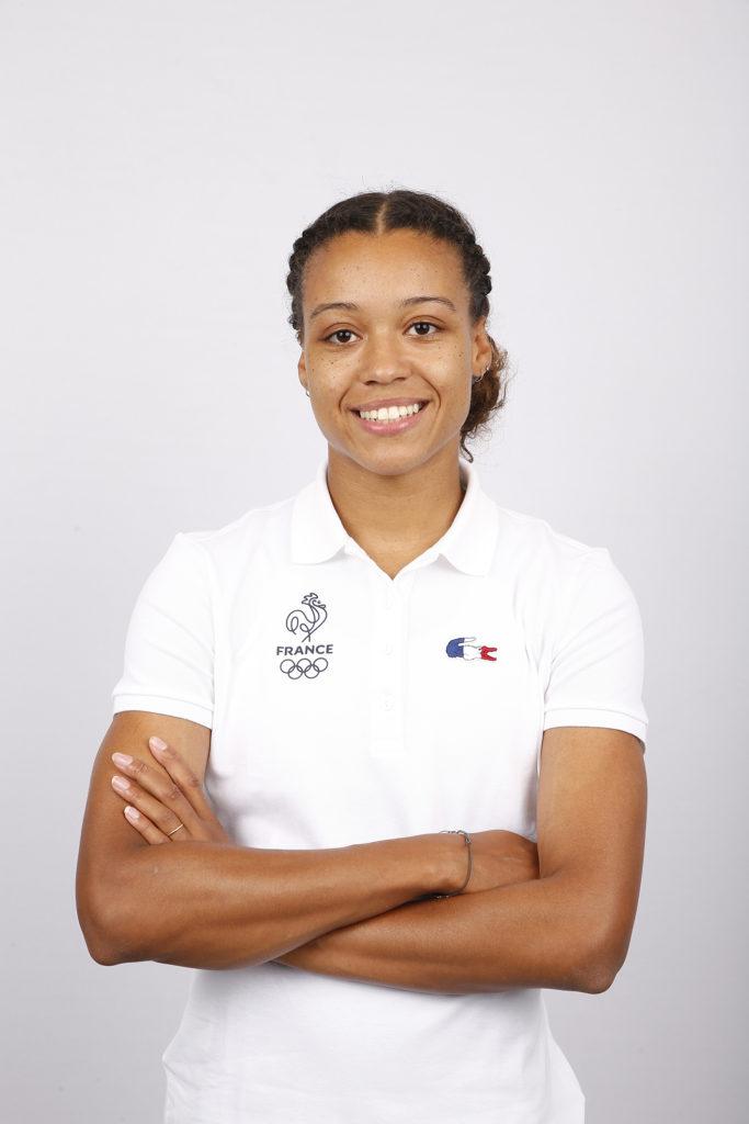 Cynthia Leduc - 4x100m