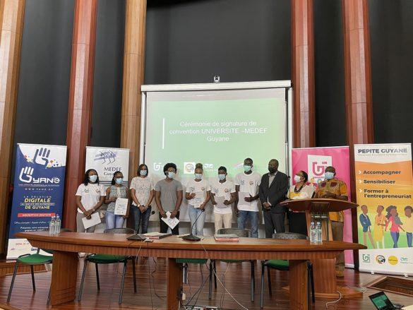 Création Pépite Guyane