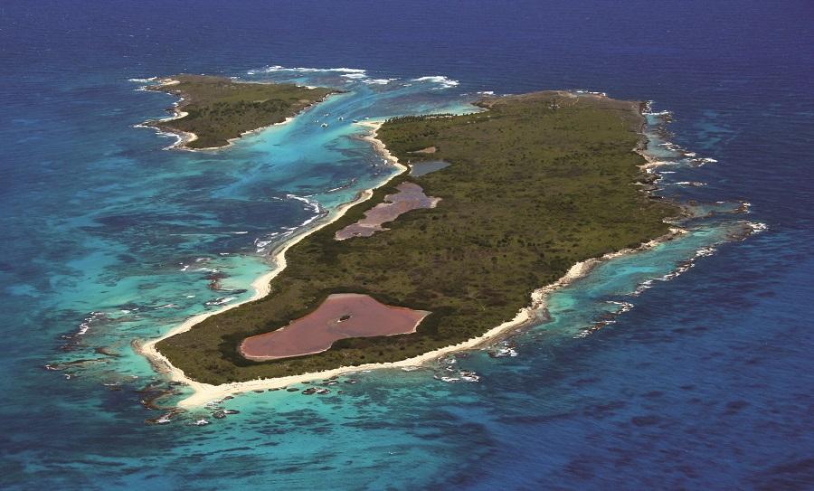Petite-Terre en Guadeloupe