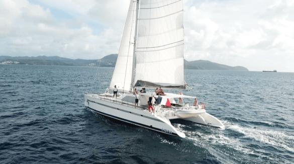 Catamaran Blue Dream Croisières