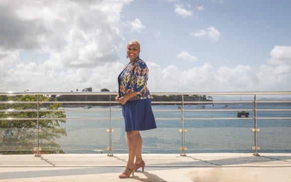 Odile Nacibide - Sous-préfète à la relance en Martinique