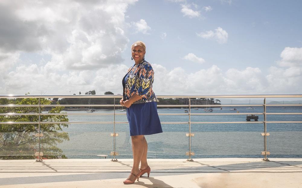 Entretien avec Odile Nacibide, sous-préfète à la relance en Martinique