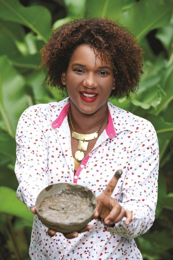 Anne Meynard, fondatrice de Roots Evasion