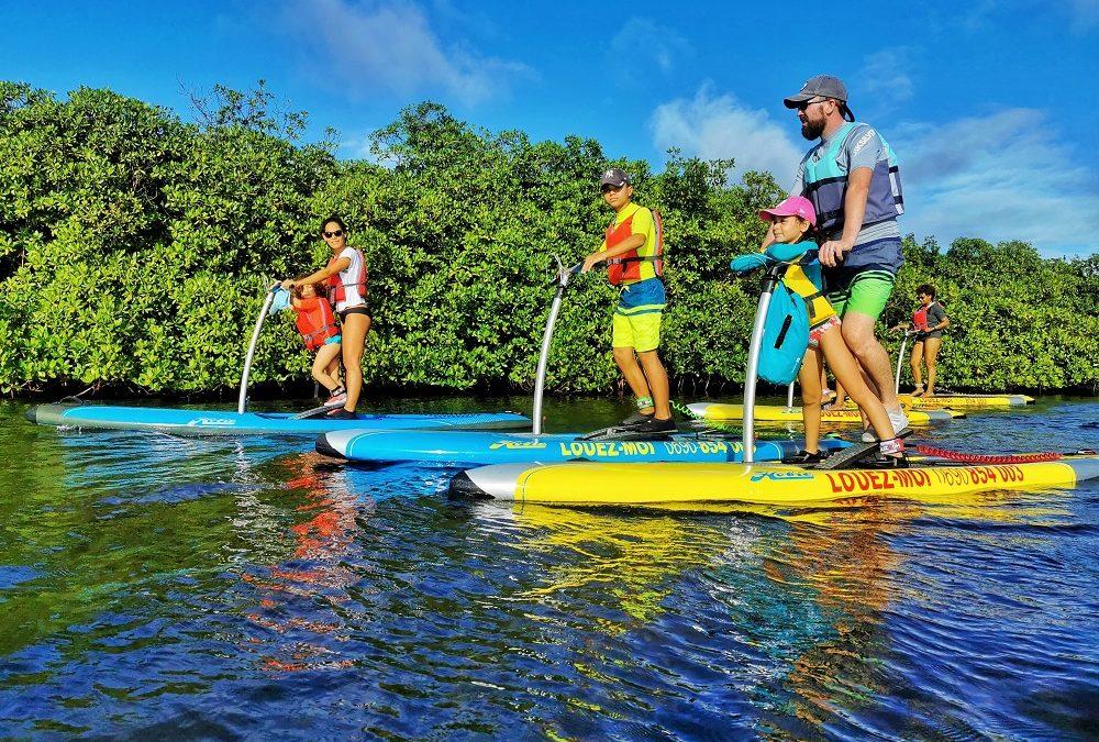 2 idées inédites pour des vacances actives en Guadeloupe