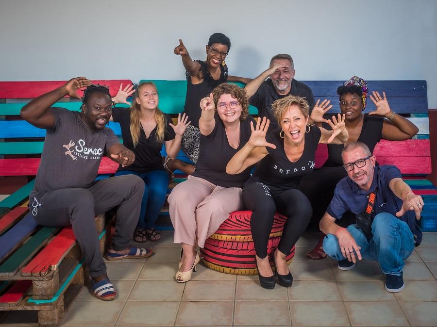 L'association SERAC en Guyane